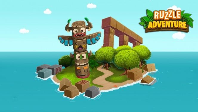 Ruzzle-Adventure