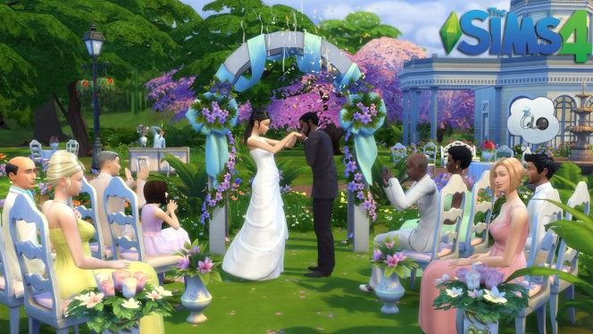 The Sims 4: matrimonio