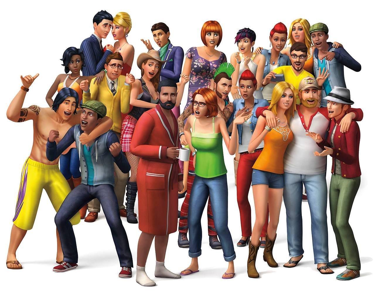 Update di The Sims 4: arrivano le piscine