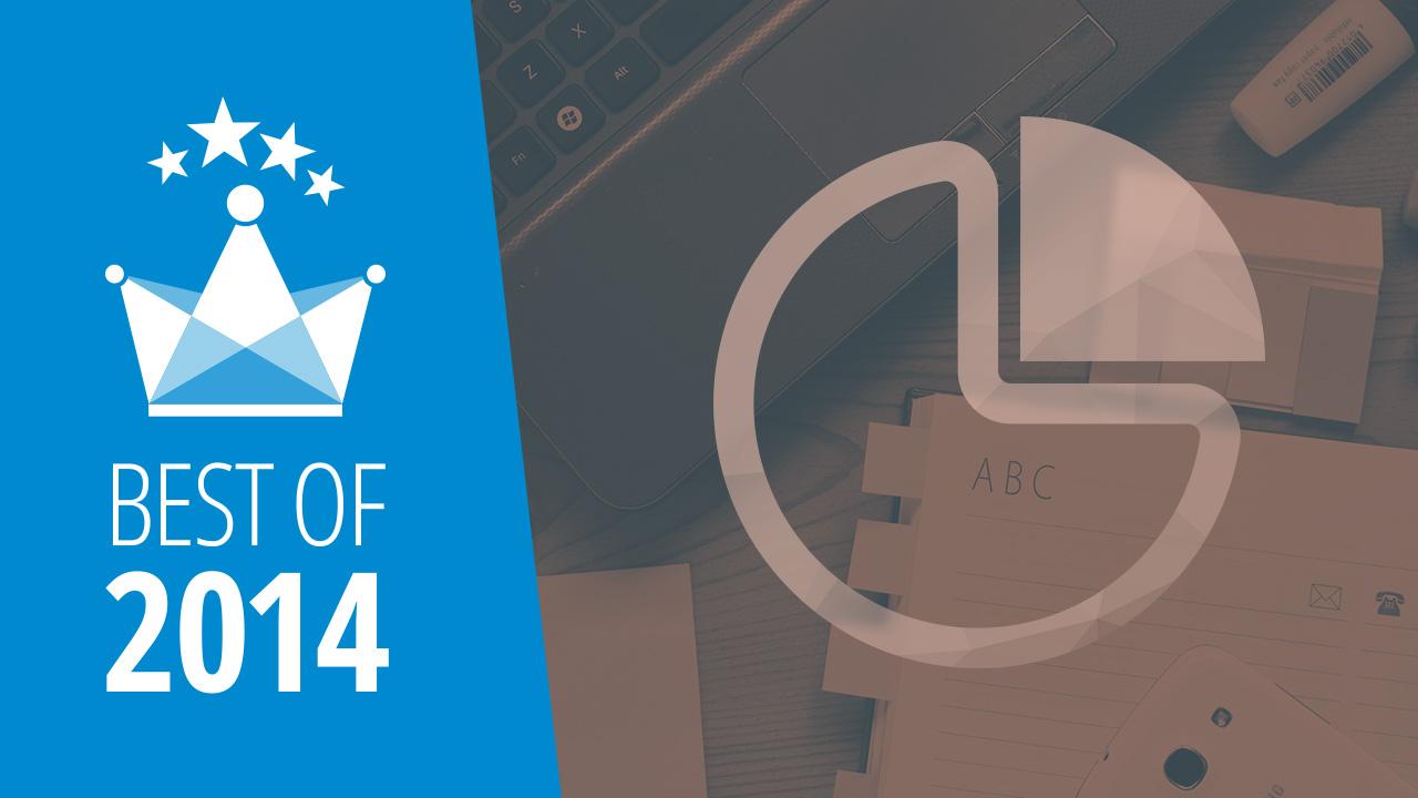 Le migliori app del 2014 per la produttività e l'organizzazione