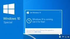 Non trovo l'icona per aggiornare a Windows 10. Come faccio?