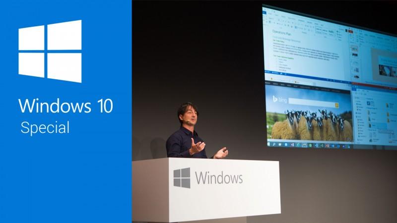 Windows 10: tutto quello che c'è da sapere dopo un mese dal lancio