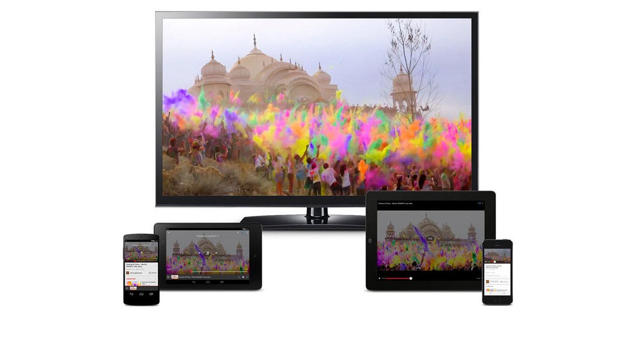 Come riprodurre video di VLC su Chromecast