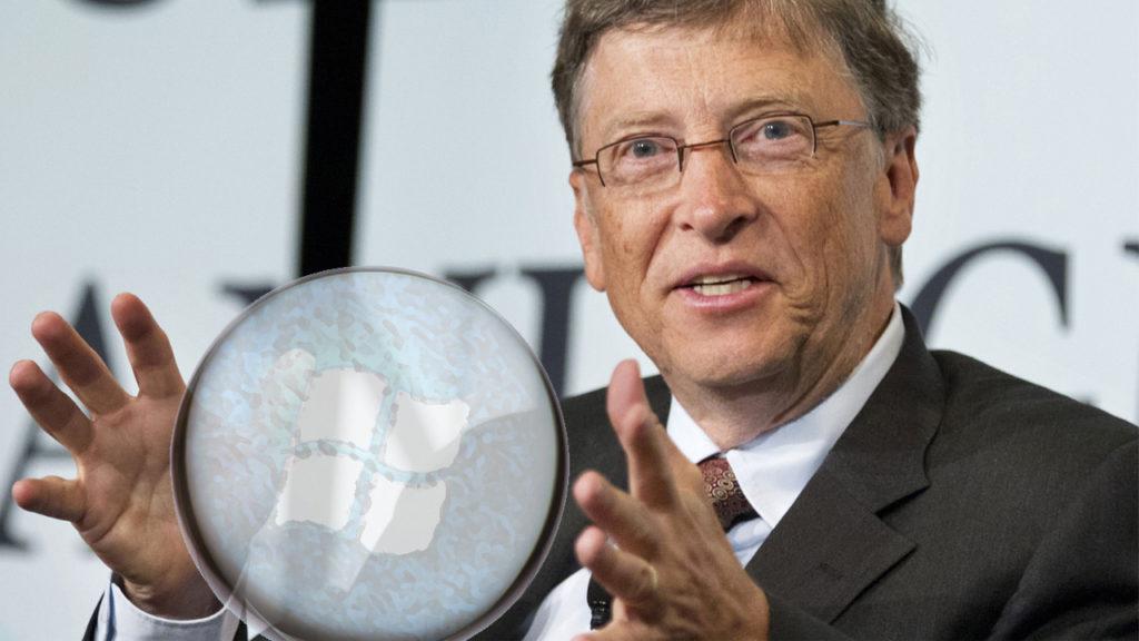 Le previsioni di Bill Gates