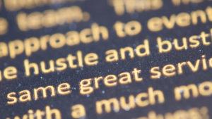 Come identificare i font presenti in una foto