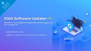 IObit Software Updater: Aggiorna tutti i programmi con un clic