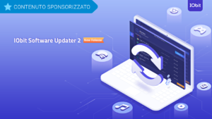 Il potente IObit Software Updater per PC si aggiorna