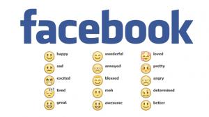 Wat zijn de codes voor emoticons in Facebook chat?