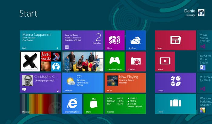 de gids voor windows 8 8 dynamische tegels