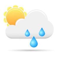 softonic weertest welke app voorspelt het best