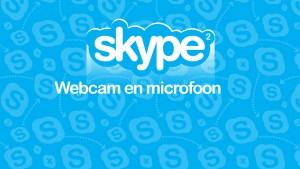 Skype-handleiding deel 2: webcam en microfoon instellen