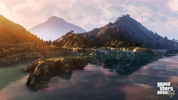 GTA 5: une carte gigantesque!