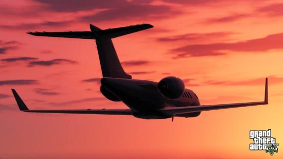 GTA 5: En un clin d'œil, vous aurez assez d'argent pour acheter votre propre jet privé !