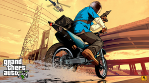 GTA V blijkt een geduchte concurrent voor Activision's Call of Duty