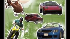 GTA 5: de ontwikkeling van voertuigen
