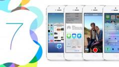 iOS 7: 5 dingen die je niet kon met iOS 6