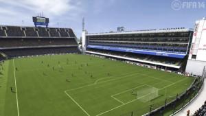 FIFA 14 werkt aan verbetering kopballen en finesseshots
