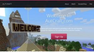 Minecraft verwelkomt autistische gamers op AutCraft