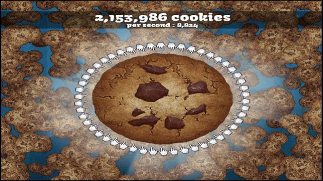 Candy Box 2 en Cookie Clicker, de meest verslavende games van 2013