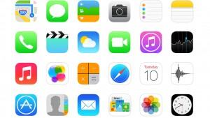 iOS 7: apps van derden met een fris nieuw uiterlijk