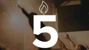 Vijf jaar Spotify – de verjaardag van een jonge internetreus