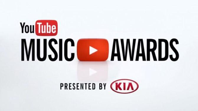 YouTube presenteert genomineerden voor Music Awards