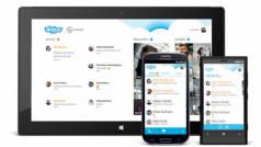 Skype update voor Android 4.4