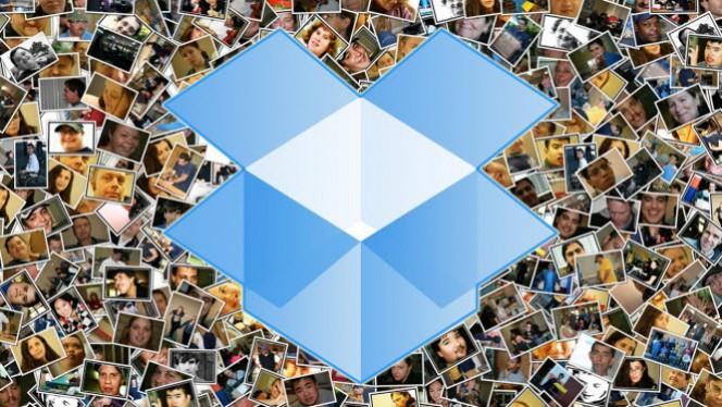 Dropbox-update: screenshots en iPhoto in de cloud