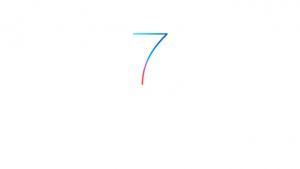De bèta 6 van iOS 7 is afgelopen!