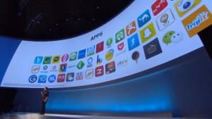 Samsung Galaxy Gear: de eerste apps voor je smartwatch