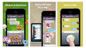 Update Viber 4.0 voegt premium stickers en andere features toe