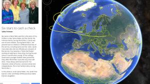 Interactieve reisverhalen maken met Google Tour Builder