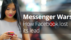 WhatsApp wint de chat-app oorlog