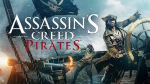 Assassin's Creed Pirates beschikbaar op iPhone en Android