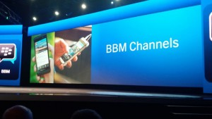 BlackBerry lanceert sociaal netwerk BBM Channels in bèta