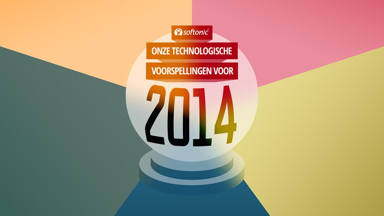 Het is bijna 2014: onze voorspellingen voor de software van morgen