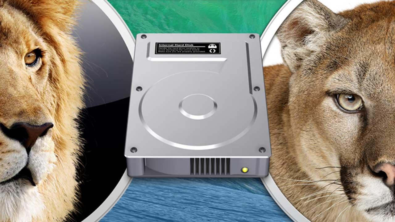 Installeer meerdere versies van OS X op je Mac