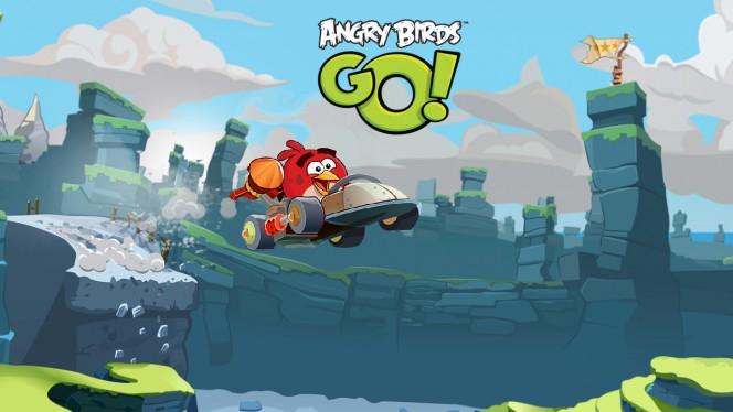 Angry Birds Go! - 10 tips om als eerste over de finish te komen