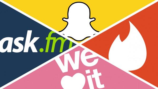 Facebook is zó 2013: welke sociale apps kiezen Nederlandse jongeren in 2014?