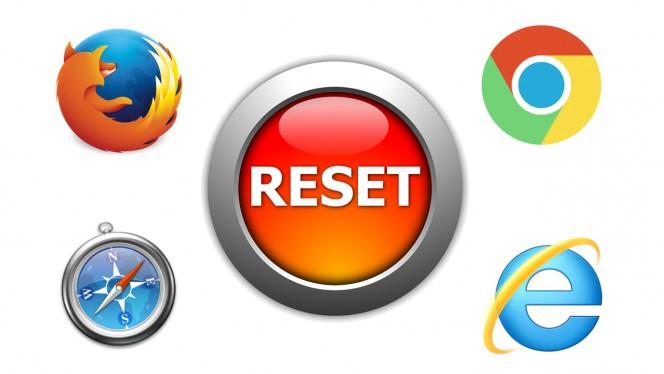 Langzame browser? Herstellen zonder belangrijke gegevens te verliezen