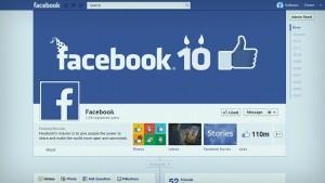 Facebook viert zijn 10e verjaardag