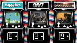 Waarom zijn we verslaafd aan moeilijke games als Flappy Bird, DayZ en Dark Souls 2?