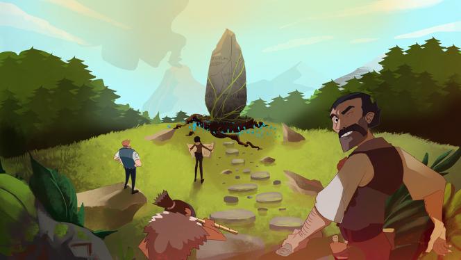 10 vragen aan Abbey Games: 'Dit wordt een goede game!'