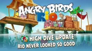 Angry Birds Rio: 20 nieuwe levels voor iPhone en Android