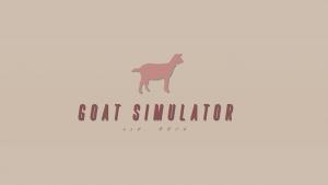 Goat Simulator binnenkort beschikbaar via Steam