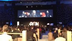 """Jan Koum spreekt tijdens MWC 2014: """"Ik wilde iets cools doen"""""""