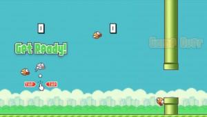 Verbeterde Flappy Bird keert terug in de appwinkels
