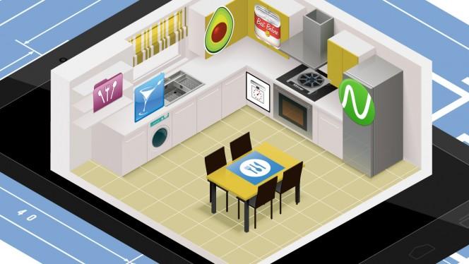 Wat te doen met je tablet? De beste apps voor in de keuken