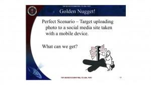 Na telefoon- en e-mailgegevens richt de NSA zich nu op Facebook en malware