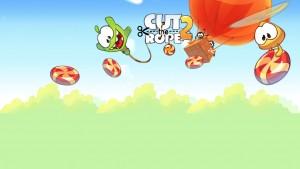 Cut The Rope 2 vanaf nu beschikbaar voor Android